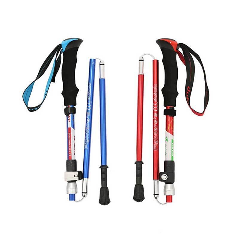 High Quality Aluminium Alloy Easy Packable Folding Climbing Stick Hiking Sticks Trekking Pole800 x 800 jpeg 32kB