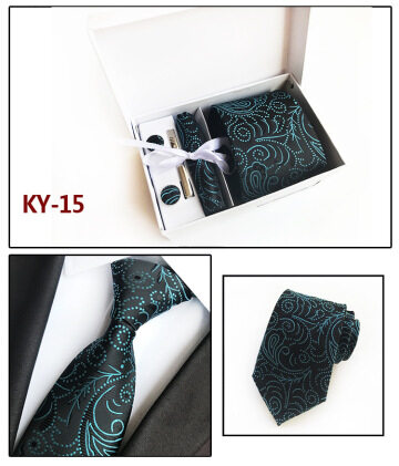 2019 Men's  polyester Tie Classic Neckties