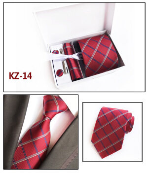 High Quality Men's polyester neck tie