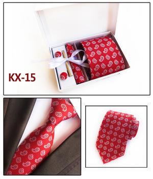 Wholesale polyester logo custom neck ties for men