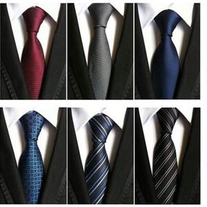 100% Printed Silk Fashion Classic Necktie