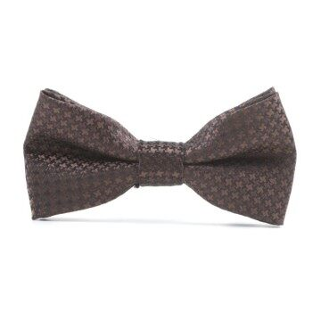 Colorful Solid Bow Tie