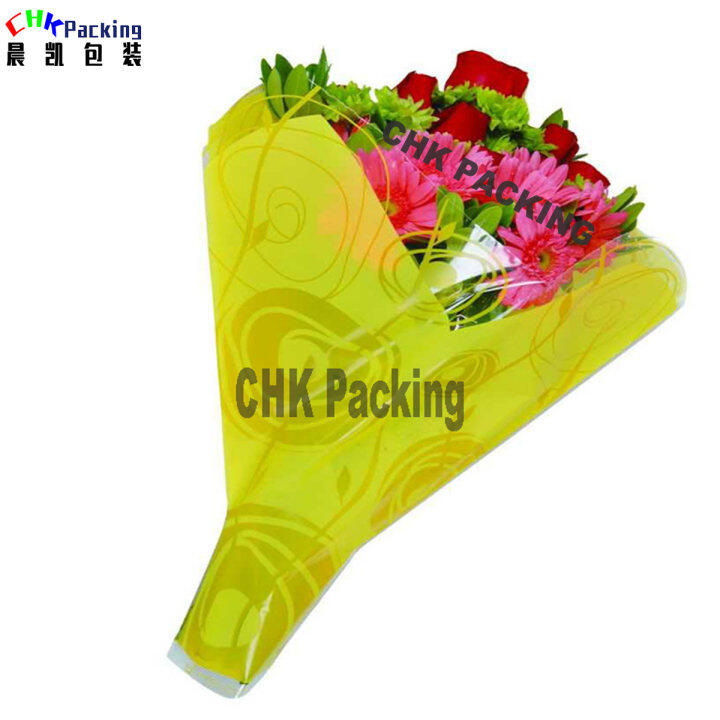 CHK PACKING flower sleeves