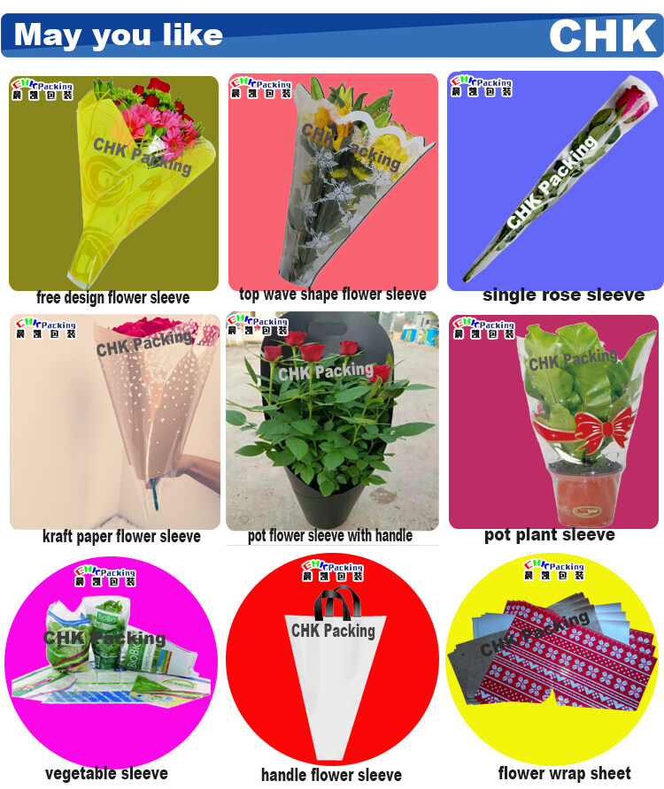 custom design logo printed plastic opp trigonal shape floral sleeves supplies canada online, floral packaging sleeves custom design logo printed plastic opp trigonal shape floral sleeves supplies canada online, floral packaging sleeves