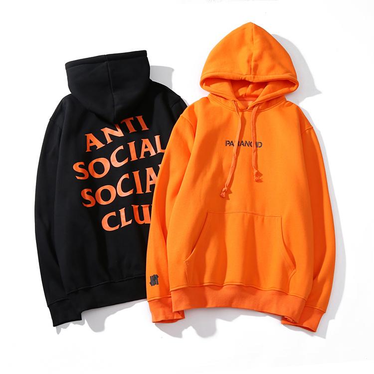 e099237aa5fb UNDEFEATED x Anti Social Social Club HOODIE