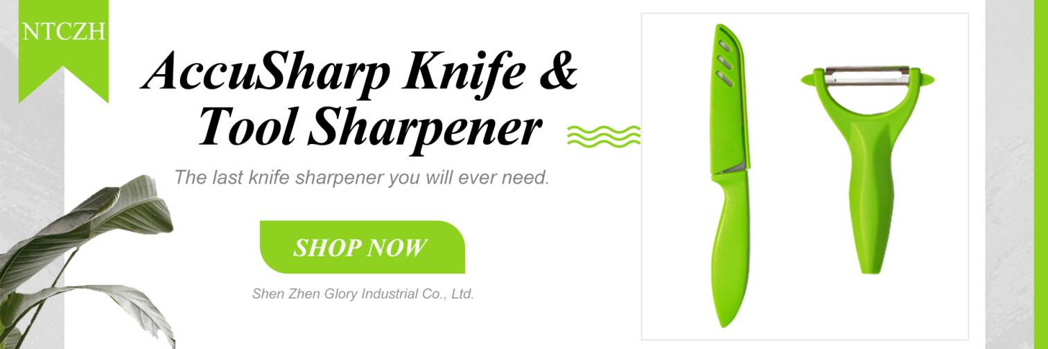Knife Sharpener, Potato Peeler