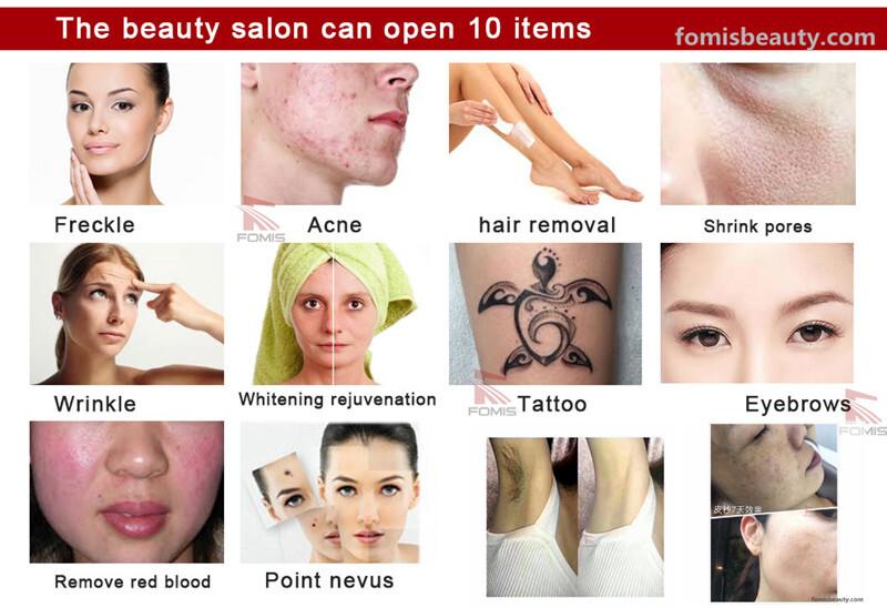 1064 yag laser hair removal