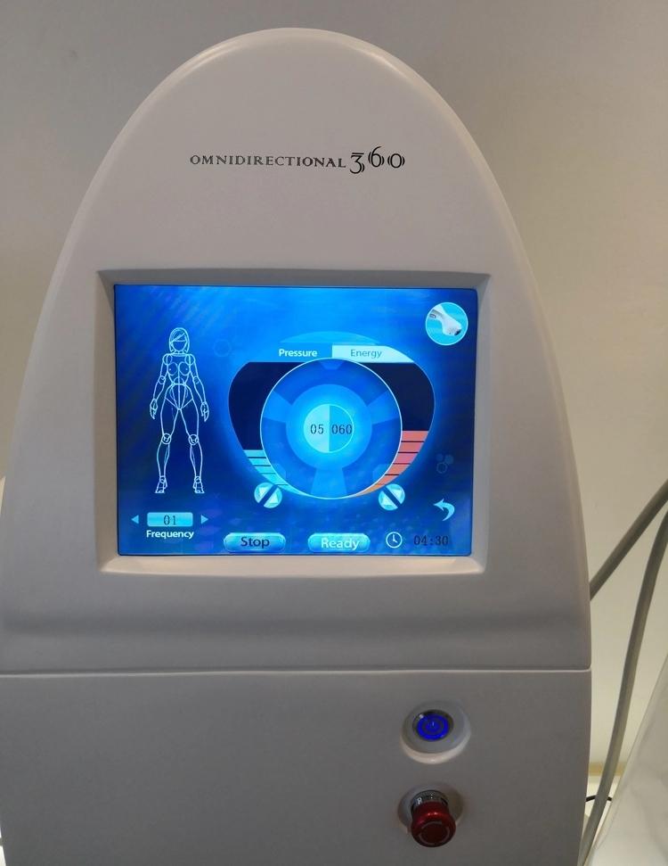 Heat Shock Cellulite Remove weight lose Machine