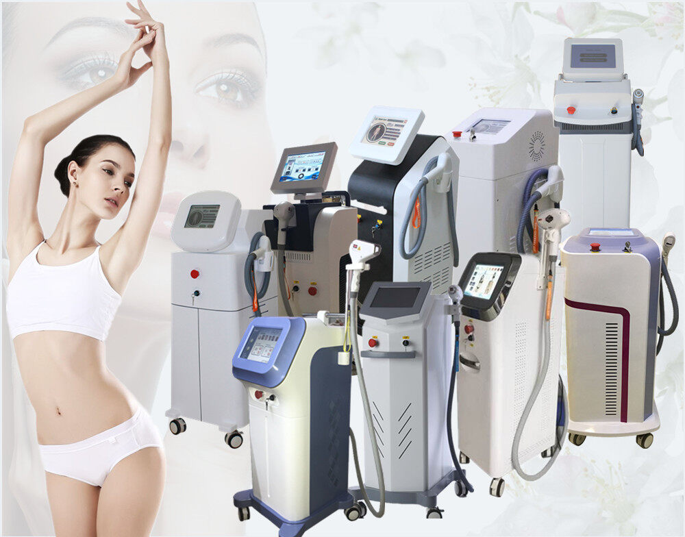 Factory price 808nm Diode laser hair removal Beauty Equipment
