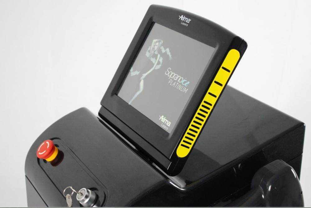 Alma Soprano Ice Platinum 808 Diode Laser Hair Removal Machine