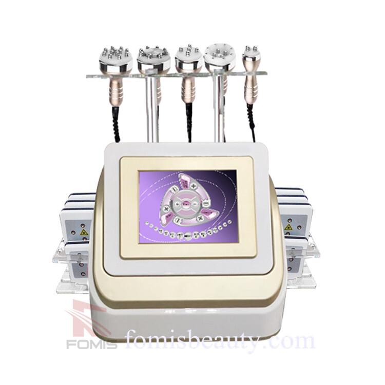 vacuum rf cavitation weight loss lipo laser machine