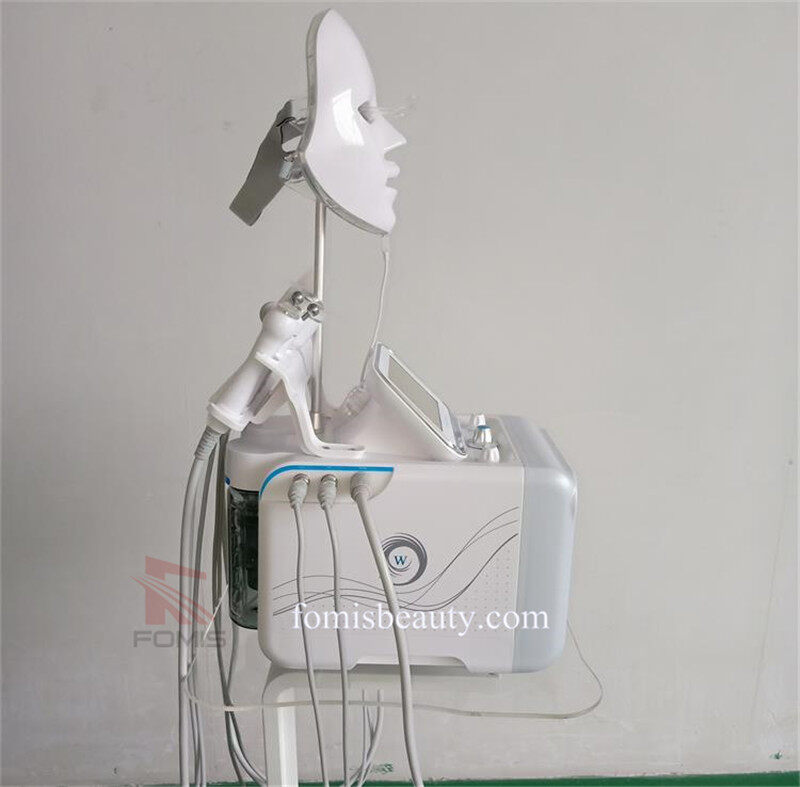 7 IN 1 H2O2 Hydra aqua deep clean hydrafacial beauty machine