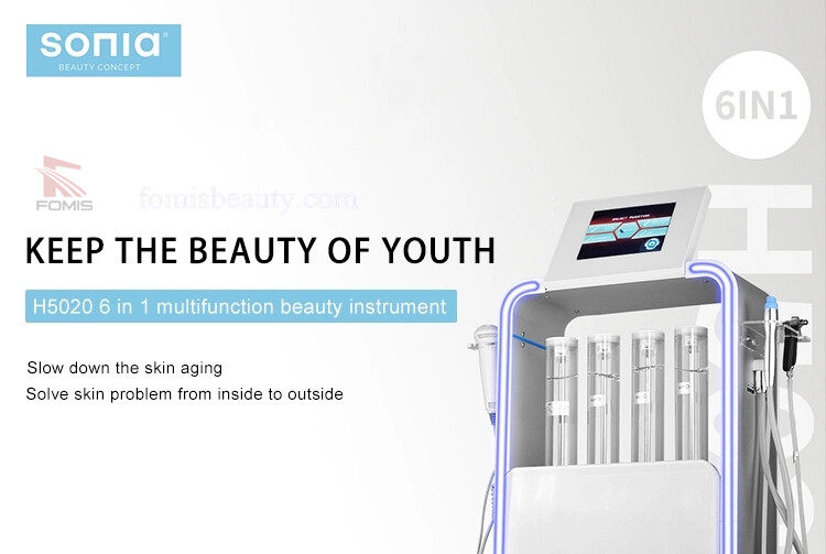 H5020 Hydra plus facial  beauty equipment