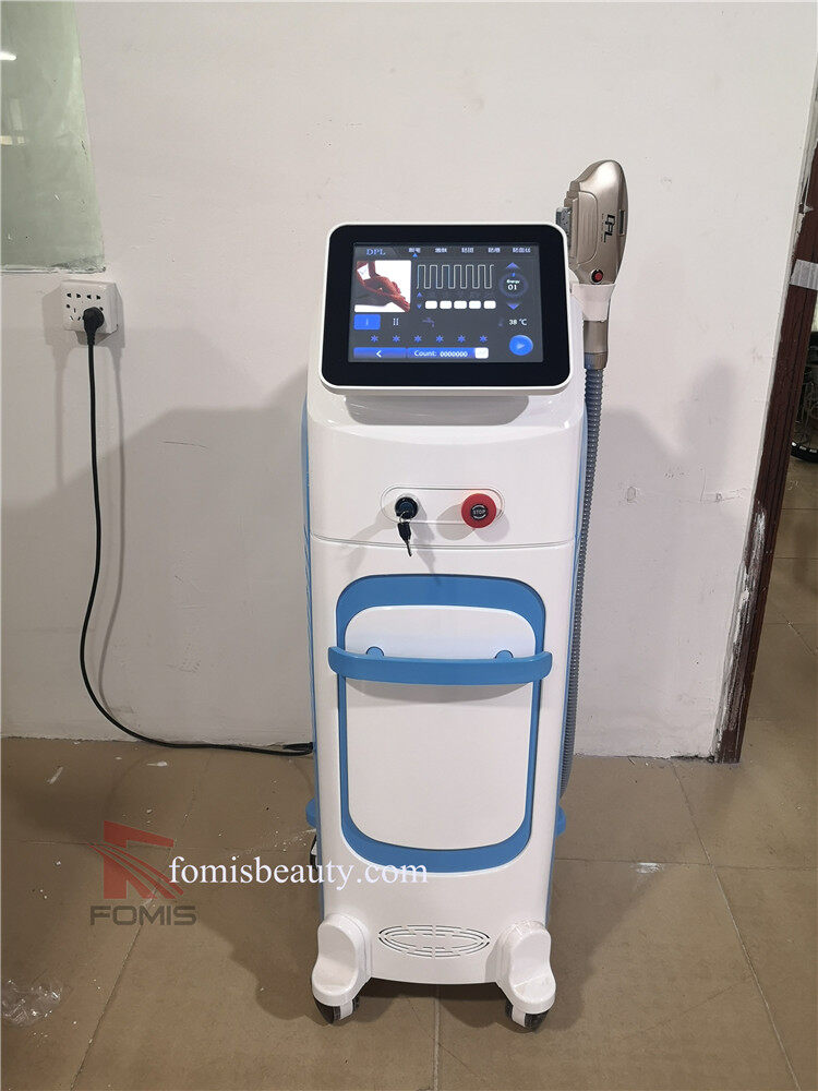 Super ipl Elight DPL hair removal beauty salon machine