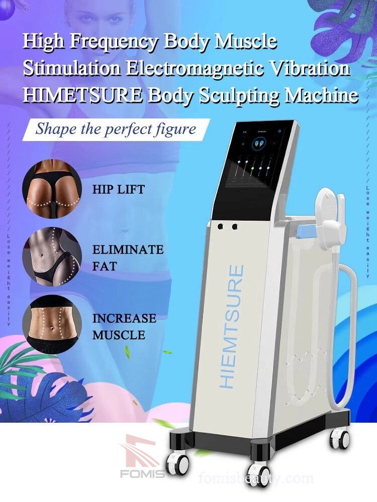 EMS Sculpting Fat Removal Muscle Building Slimming Machine