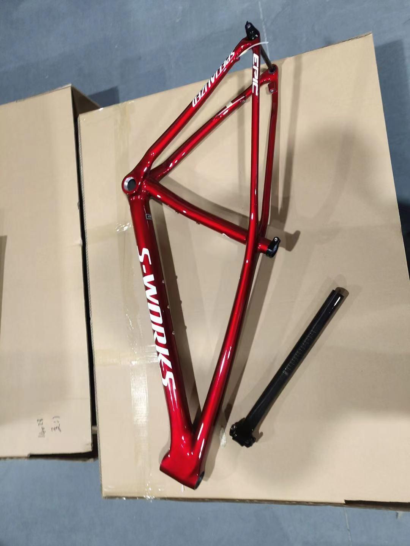 Bike Mtb-Frame Carbon Mtb Hardtail 29ER Full XC Disc-Brake Boost Mountain-Bike-Frame Full-Suspension Bikes Cross-Country