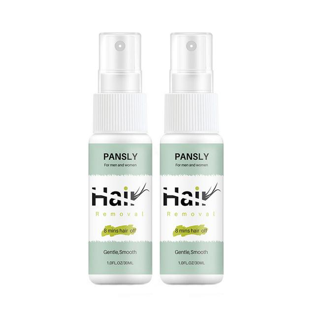 Pansly Silky Hair Removal Spray 30 Ml