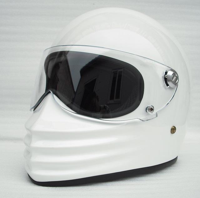 Motorcycle helmet full face Fiberglass vintage motocross bike bicycle helmet
