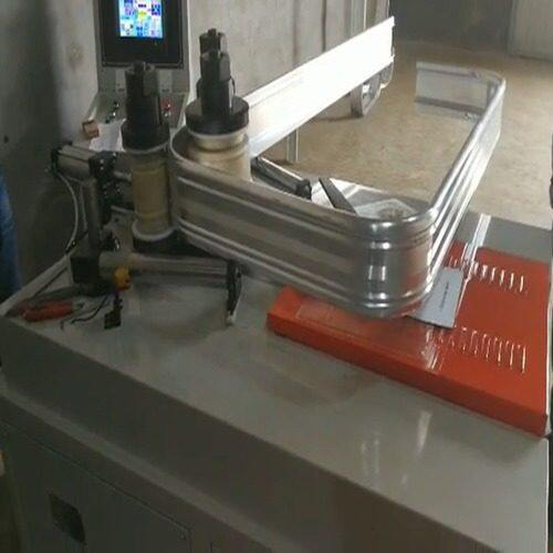 Working principle of aluminum profile CNC roll bending machine