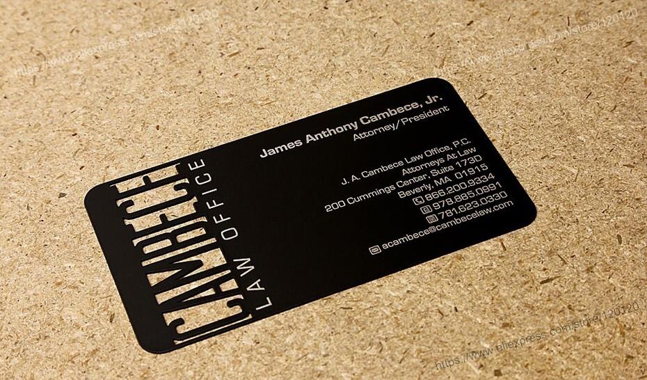 Metal Card (60)