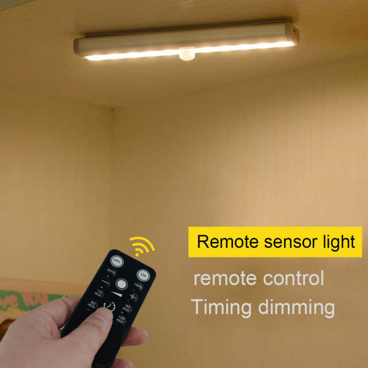 Dimming 10 Leds Light Motion Sensor Usb
