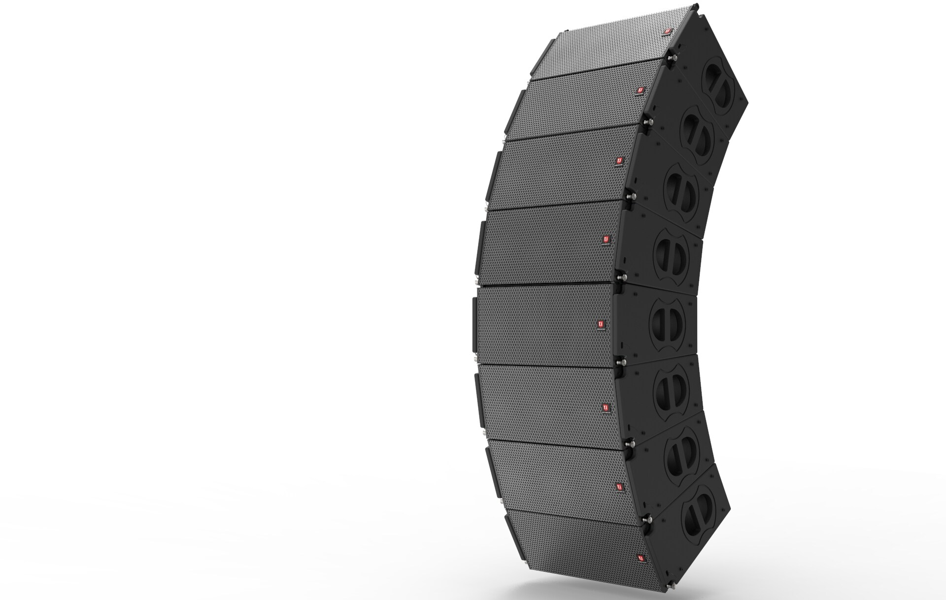 MAX6 Two way dual 6'' line array MAX6 Two way dual 6'' line array