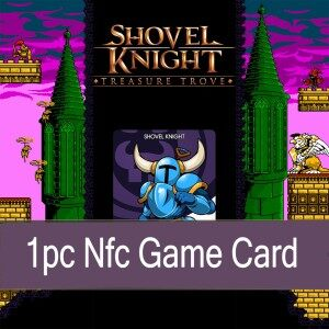 Shovel Knight  AMIIBO  CARD
