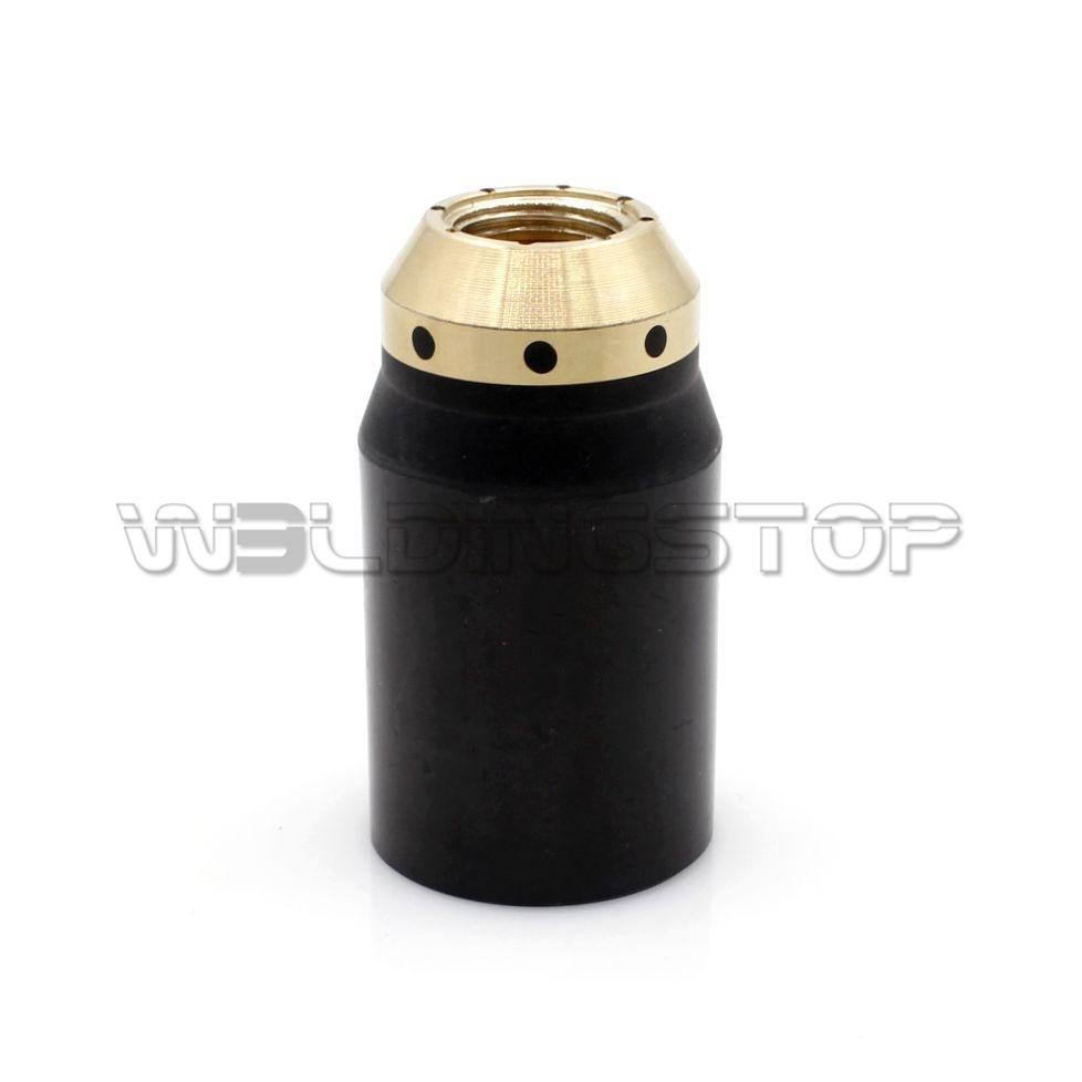 18x Back Cap Ceramics Nozzle Gas Lens Fit For WP-9 WP-20 WP-25 TIG Welding Torch