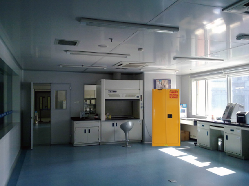 Why is a flammable safety cabinet is necessary for laboratory?