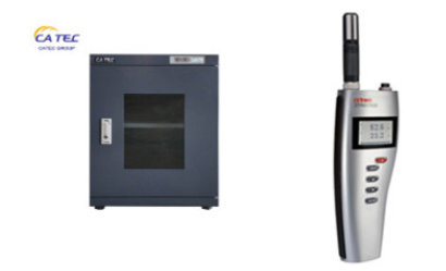 Accuracy test for catec dry cabinet