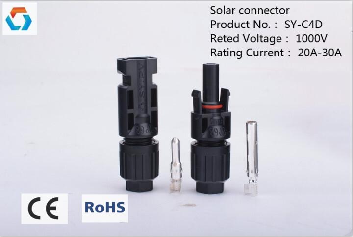 MC4 connector Solat connector PPO IP68