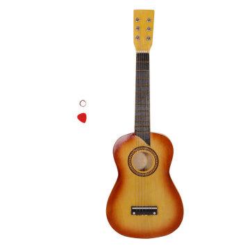 "25"" Acoustic Guitar Pick String Orange"