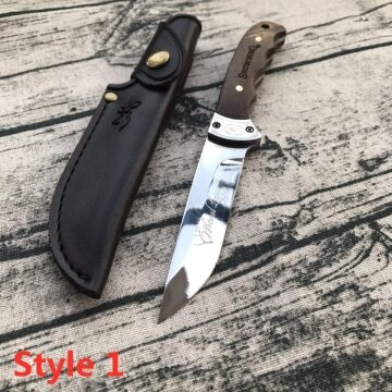 Outdoor Pocket Knifes Camping Survival Knife Multifunction Outdoor Tools Hunting