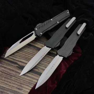 MICROTECH A3 series secret code Apocalypse spring straight out jump knife