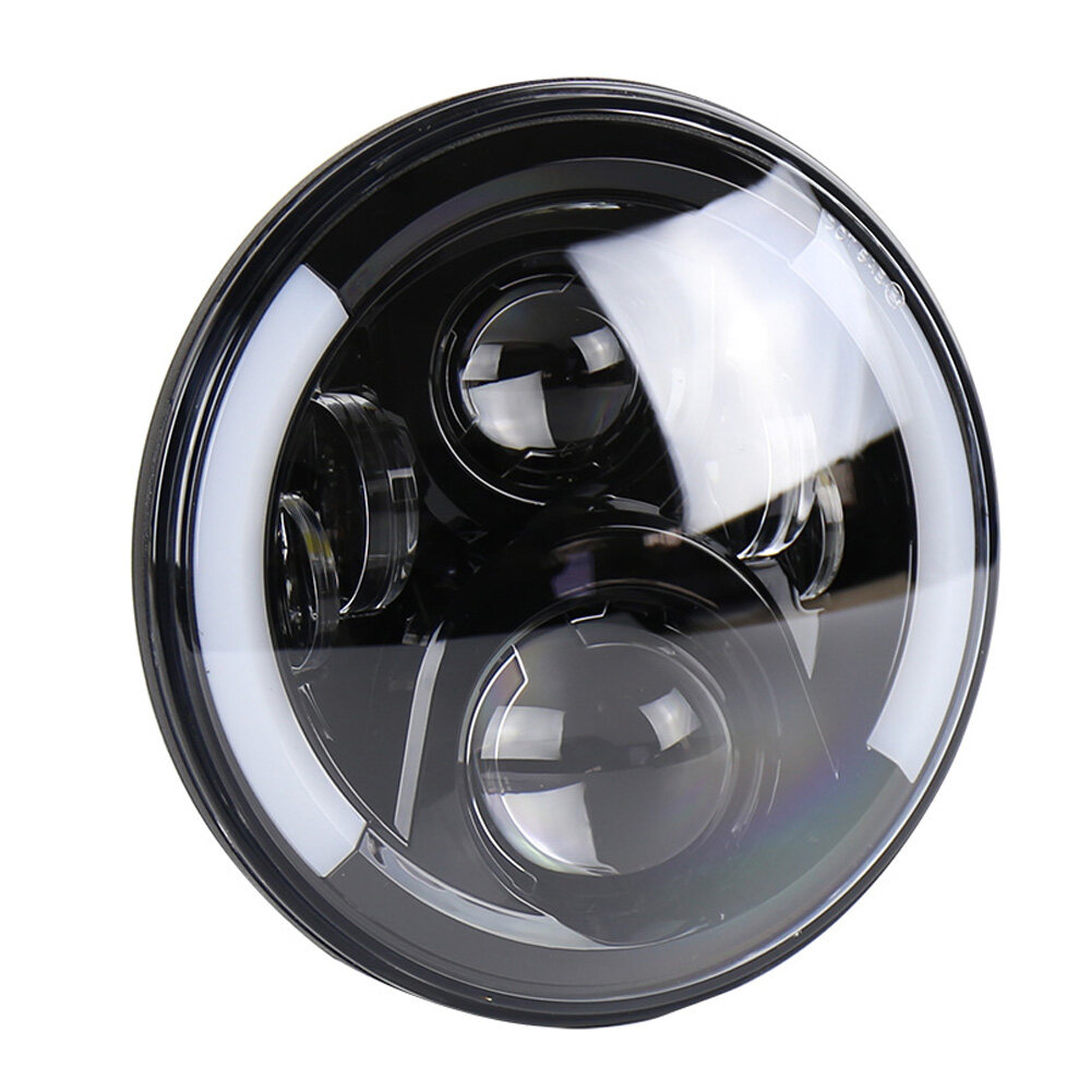 Motorcycle headlight for Harley (2)