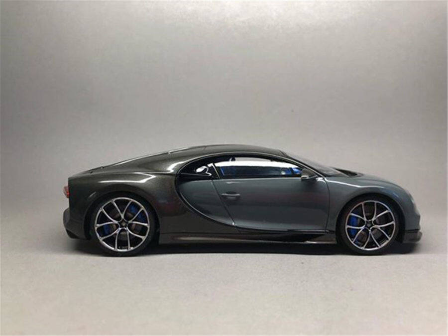 1/24 Bugatti chiron (Build By The Scalemodeling Channel)