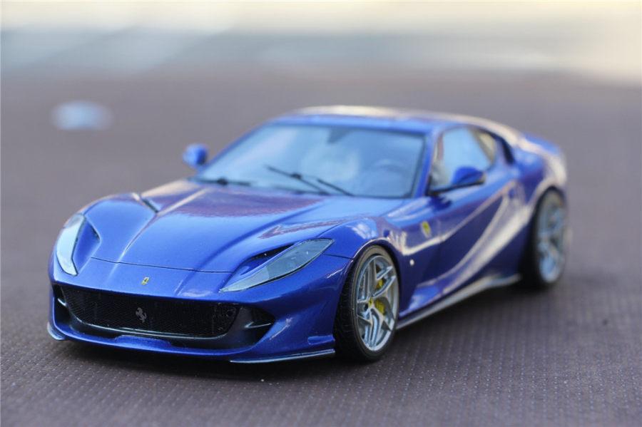 1/24 Ferrari 812 SuperFast (Build by Stéphane Haber)