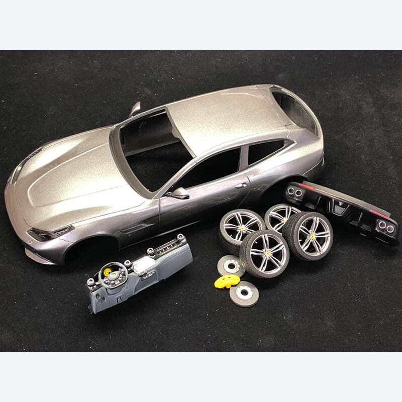 1/24 Ferrari GTC4 Lusso T (Build by Didier Fellous)