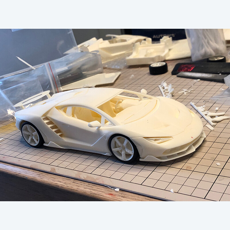 1/24 Lamborghini Centenario