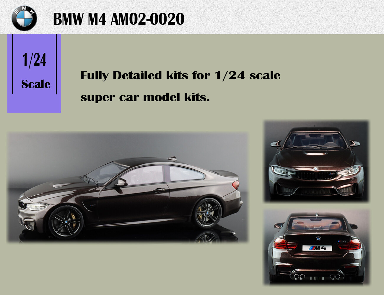 1/24 BMW M4