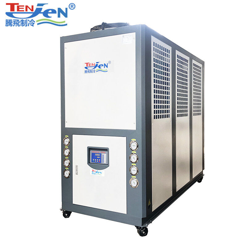Features of air-cooled chiller