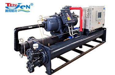 Several key knowledge of screw chiller selection