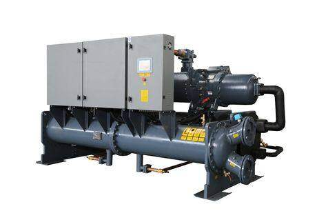 Four characteristics of water-cooled chillers