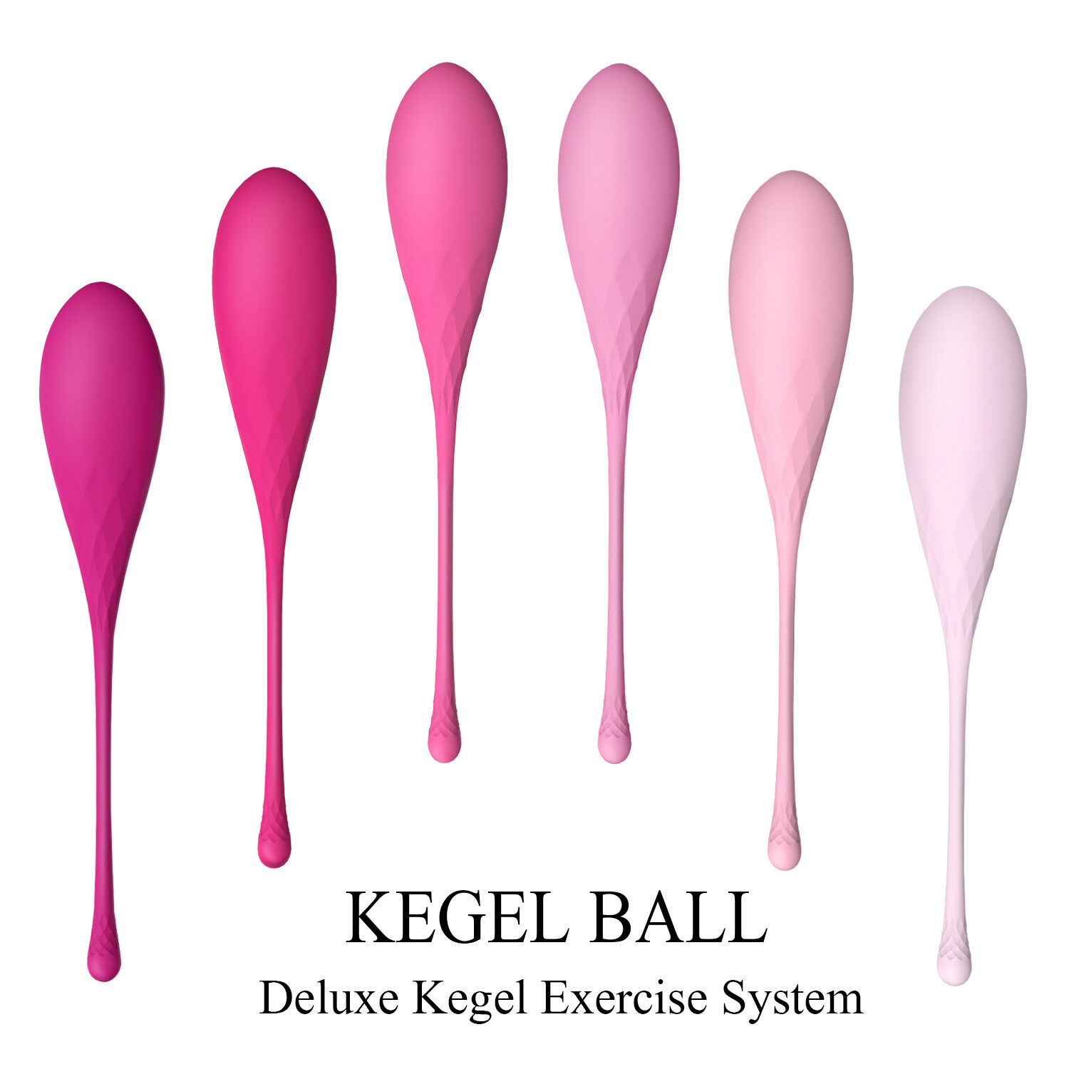 S-HANDE Doctor Recommended Pelvic Floor Exercises wights ben wa geisha balls kegel balls set for tightening