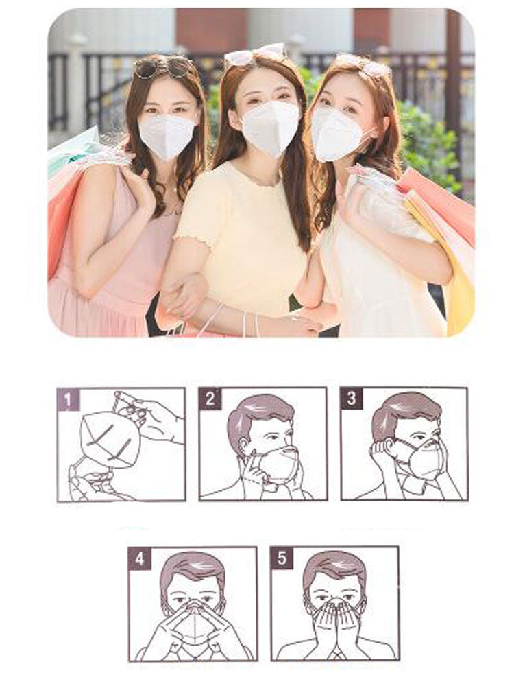 KN95 Mask CE FDA for Adult Anti-virus Covid-19 PM2.5 Filter Pollution Dust Anti-coronal Virus Masks Outdoor Pollen Allergy Filtration Exhaust Gas Mouse-muffleAnti pollution cycling facemask | anti pollen cycling facemask