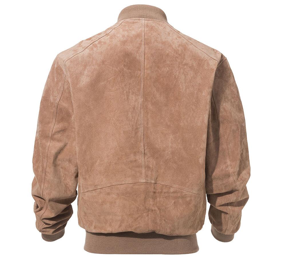 Men's Leather Bomber Jacket Baseball Aviator 262Buy flavor leather bomber baseball aviator jacket| discount flavor leather bomber baseball aviator jacket