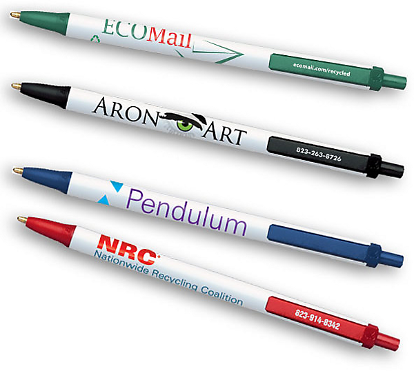 Personalized Pens are the Write Choice for Your Brand!