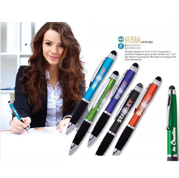 Custom branded promotional pens are a fantastic corporate gift for your customers