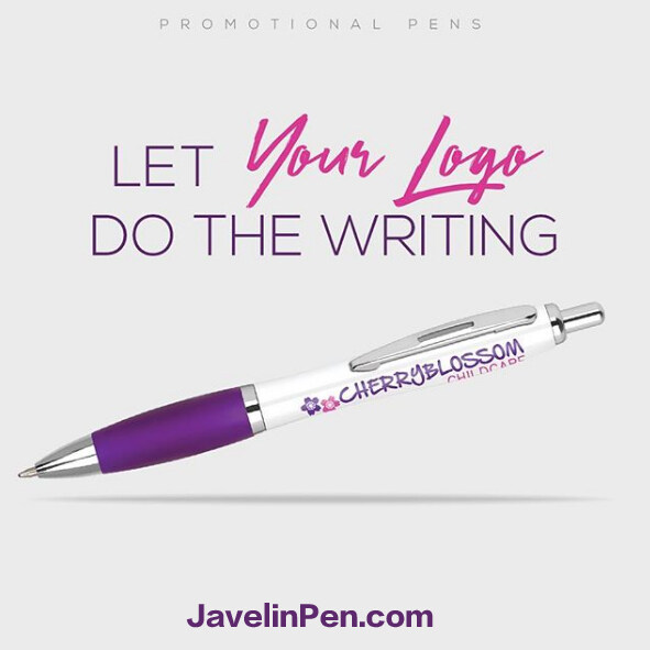 "Promote your business the ""Write"" way with Promotional Pens!"