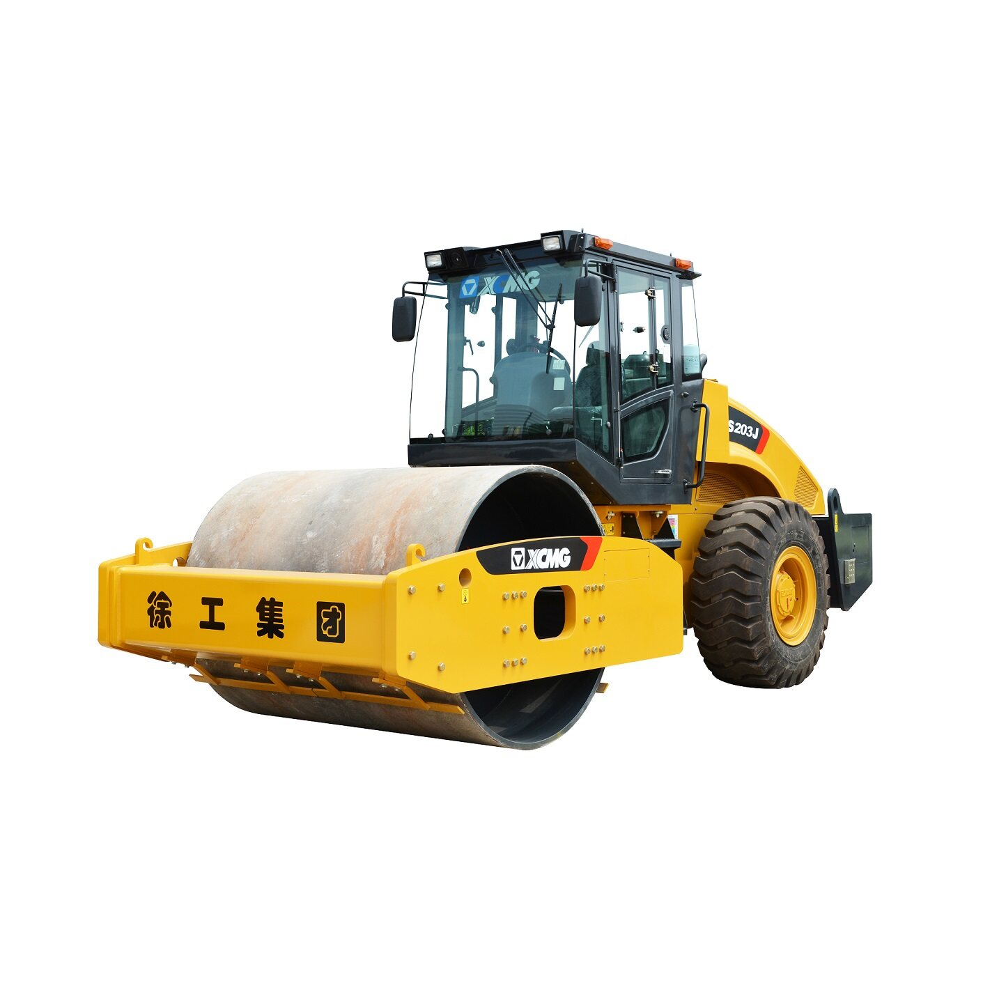 XCMG XS303 30 Ton Single Drum Vibratory Compactor Road Roller